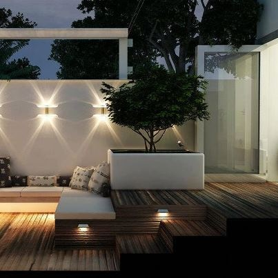 Deck via Austalian Lighting Bayswater