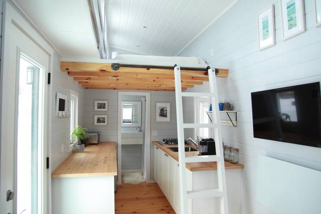 Canadian made tiny house susan bandler toronto real estate for National homes corporation floor plans