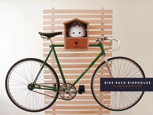 Park it! Brilliant Bike Storage Ideas
