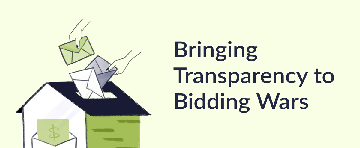 Toronto Real Estate Transparent Bidding War