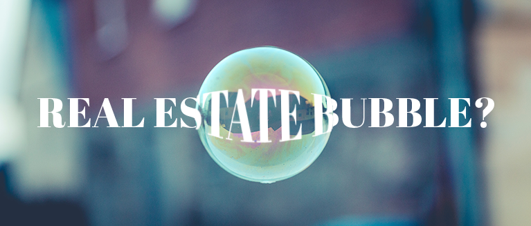 Is the Real Estate Bubble Real?